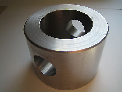 Rotatoraufnahme mit Haken 50 mm Rotator Holzgreifer  Verladezange Holzzange⭐️