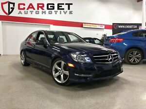 2014 Mercedes-Benz C-Class C350 4MATIC Navigation| Sunroof| Back