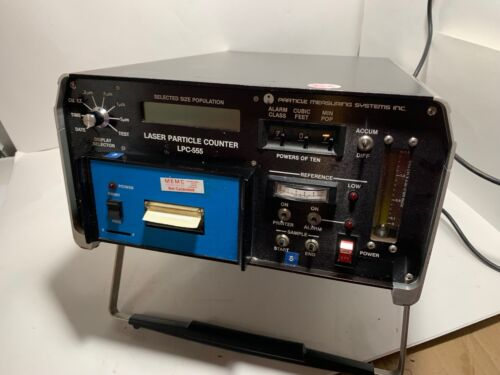 Particle Measuring Systems Laser Particle Counter LPC-555