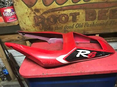 2002 Yamaha YZF-R6 Rear Tail Piece Fairing Seat Cowl YZF R6  600  Cover, used for sale  Shipping to United Kingdom