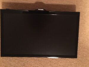 "24"" inch Samsung LED TV - No cable / AS IS."