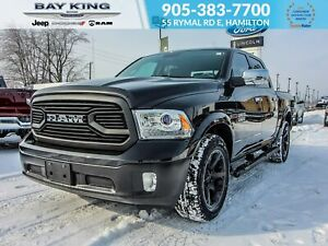 2017 Ram 1500 NAV, SUNROOF, TRAILER TOW, HEATED SEATS, BLUETOOTH