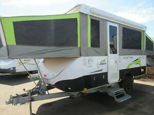 2017 Jayco Swan Outback Currajong Townsville City Preview