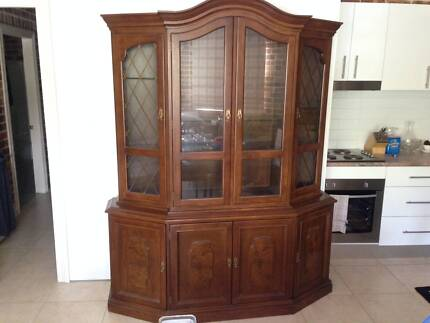 2 Piece Solid Wood Cabinet - Made by Van Treight West Pennant Hills The Hills District Preview