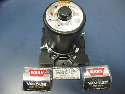 WARN 89547 ATV UTV Winch Replacement Electric Motor 12V Pro Vantage 2500 2500S  Electric Winch Motors