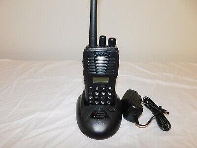 Relm Bk Rpv599a Plus Vhf 148-174mhz 99 Channel Portable Radio 2 Tone Scan