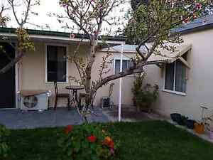 1 BEDROOM FURNISHED GRANNY FLAT FOR RENT Plympton West Torrens Area Preview