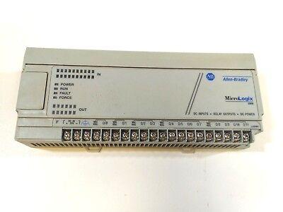 Allen-bradley 1761-l32bwb  Ser E Frn 1.0 Micrologix 1000