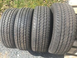Tires - 265-65-18