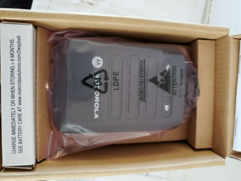 Motorola Minitor 6 UHF 1CH