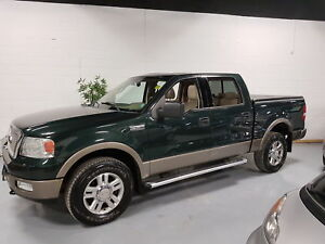 2004 Ford F150 Super Crew Lariat