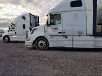 AZ drivers wanted for New Volvo and Freightliner trucks.