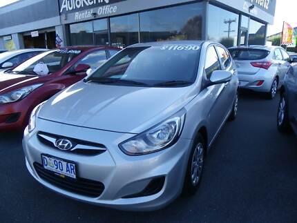 2013 Hyundai Accent Hatch Devonport Devonport Area Preview