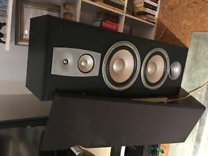 Huge JBL full home theatre sound system