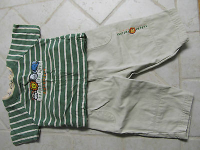 Baby Headquarters safari friends outfit size - Baby Safari Outfit