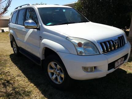 Toyota landcruiser GXL 2007 Highfields Toowoomba Surrounds Preview