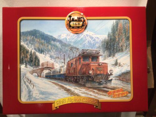 LGB #70640 Limited Edition, Wagon Locomotive, New In Box , Sound