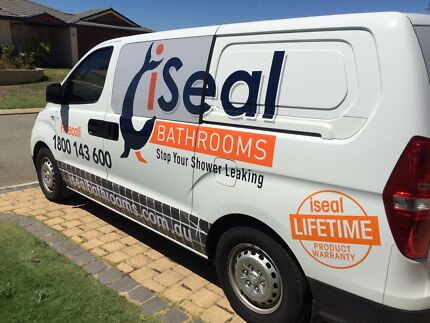 Stop Your Shower Leaking! Call iSeal Bathrooms today.   Rockingham Rockingham Area Preview