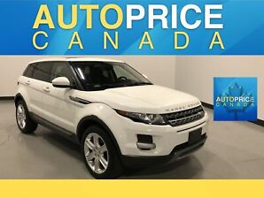 2015 Land Rover Range Rover Evoque Pure NAVIGATION|PANOROOF|L...