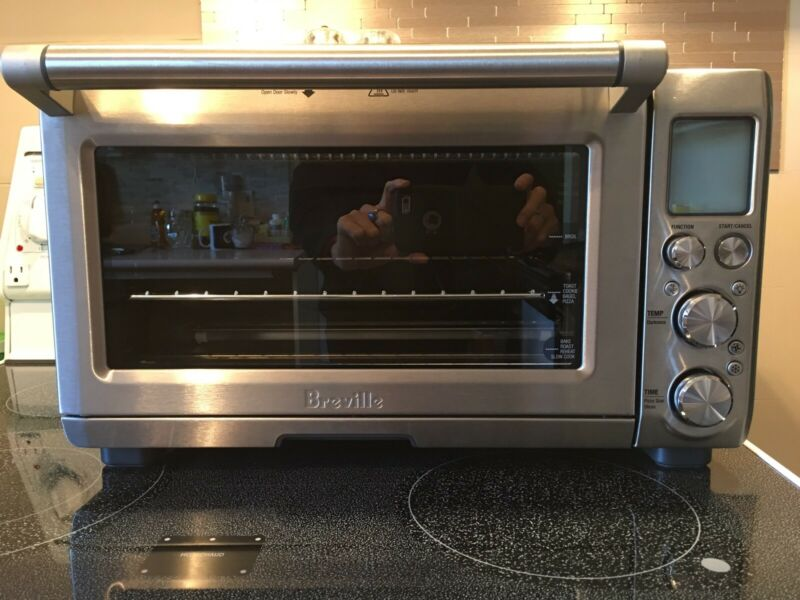 Breville Convection Toaster Oven Brand New Model