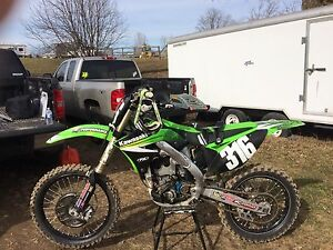 2010 KX250F WELL MAINTAINED *REDUCED*
