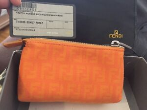 Fendi Coin Pouch Authentic