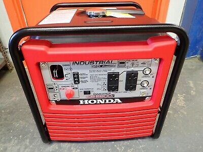 New 2019 Honda Eb2800i Portable Generator 120v 2800 Watts 5.1 Hours Run Time