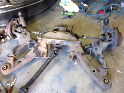 VT/VX LSD V8 diff and tailshaft LS1 Lawnton Pine Rivers Area Preview