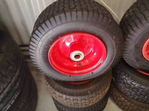 TYRES and RIMS Asst'd Steel / Plastic Hubs 25mm bearings Canungra Ipswich South Preview