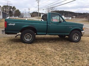 1996 Ford F-150 XL shorty for sale
