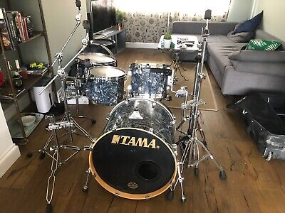 Tama Starclassic Performer EFX birch drum kits with hardware