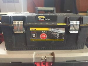 STANLEY TOOL BOXES