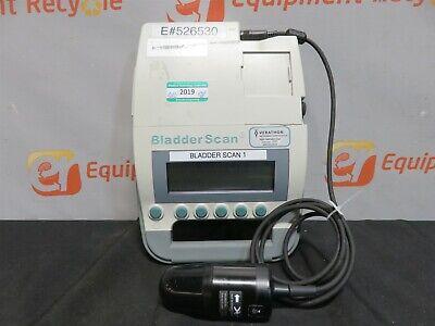 Verathon Bladder Scanner Ultrasound Bvi 3000 Urology Imaging Probe Battery