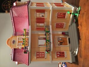 Grand  manoir playmobil #5302