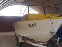 plate alloy fishing/diving boat Two Wells Mallala Area Preview