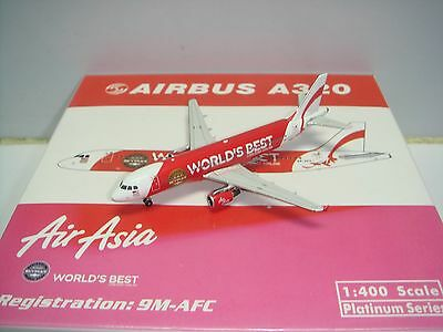 Phoenix Air Asia A320 200  Skytrax   Worlds Best Low Cost Airline  1 400