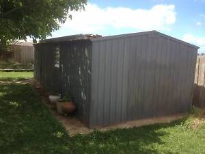 Garden shed 3.1x7.6 Werribee South Wyndham Area Preview