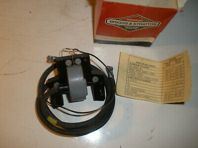 Briggs Stratton Gas Engine Armature 392329 New Old Stock Vintage