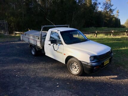 SOLD.      2000 Triton single cab