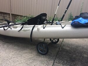 Hobie adventure , fishing kayak.worth around $1600 Five Dock Canada Bay Area Preview