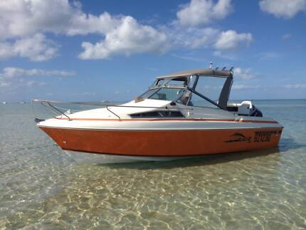 Haines Hunter Classic 635L Shorncliffe Brisbane North East Preview