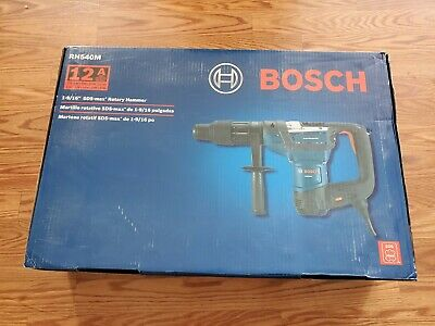 Bosch Rh540m 1-916 Sds Max Rotary Hammer Drill - Brand New In Box