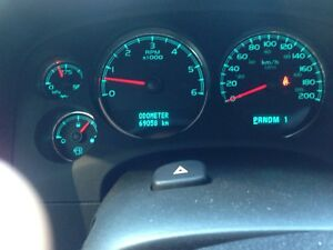 Gmc   2008   2500HD SLT 6litre  gas