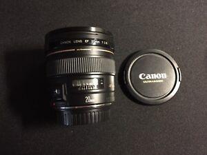 Lentille Canon 20mm F2.8