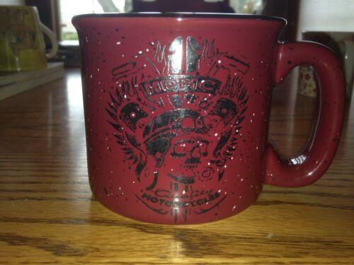 Harley-Davidson Red Coffee Mug HDMC