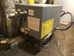 Electric water heater booster