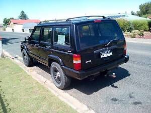 black jeep Cherokee sport 4x4 with rego Mannum Mid Murray Preview