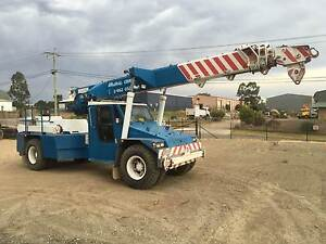 2002 Franna Crane 20 ton Muswellbrook Muswellbrook Area Preview