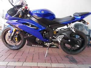 YAMAHA YZF R6 Burswood Victoria Park Area Preview