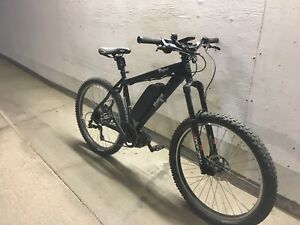 Ebike ! Norco Bigfoot mid drive - brand new build !